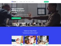 Quanto Creative Loan Website Templates