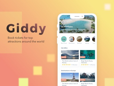 Travel with Giddy