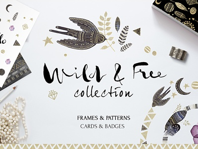 Wild & Free collection