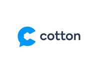 Cotton Communication App Concept