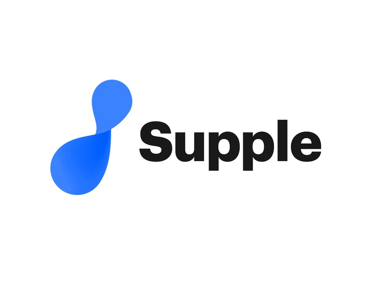Supple Concept minimalist logo