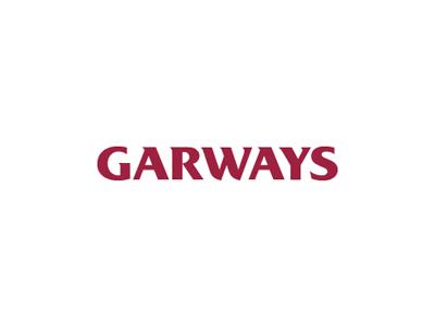 Garways multinational law levogrin branding logo