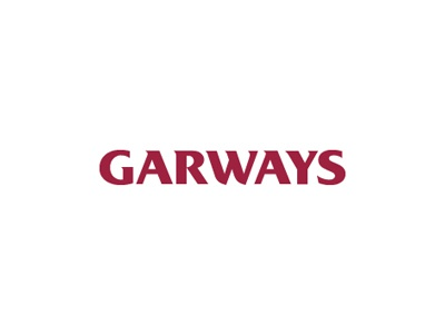 Garways multinational law levogrin branding logo