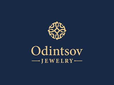 Odintsov levogrin branding logo shop jeweler jewelry