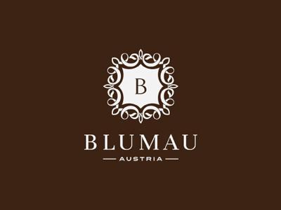 Blumau levogrin branding logo natural soap handmade blumau