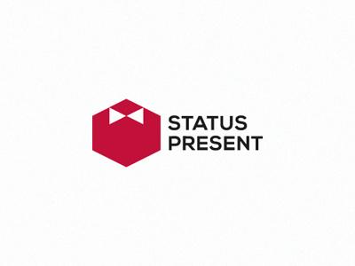 Status Present logo branding levogrin souvenirs shop status present