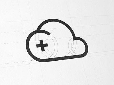 Plus logo cloud plus
