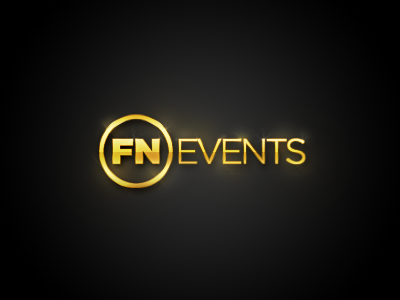 FN Events logo fn events gold