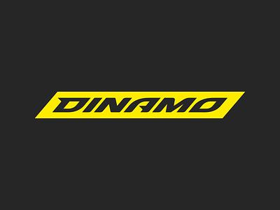 Dinamo speed road bike logo logotype
