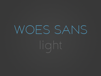 Woes Sans Light