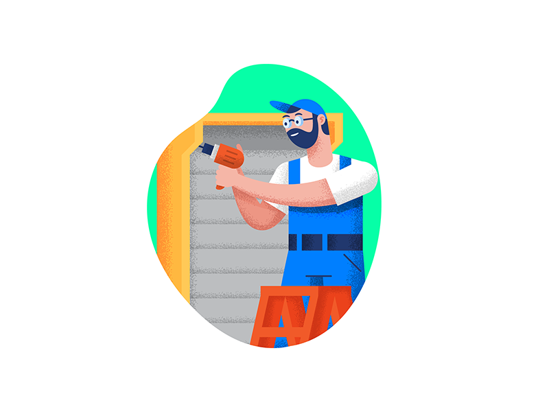 Dribbble Shut Your Front Door Dr 02g By Mario Jacome