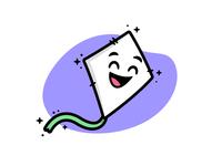 Kite Mascot