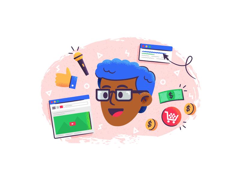 We Got Them Services! digital marketing youtube likes social media graphic design illustration business services