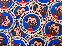 New Stickers!