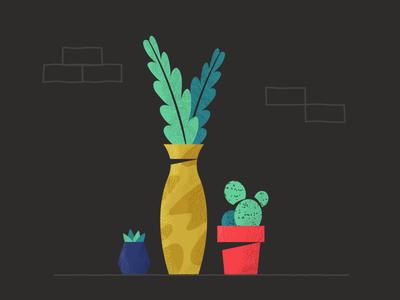 Mis amigas las plantas!
