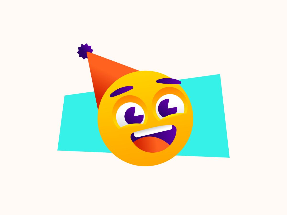 Emoji hero image dr