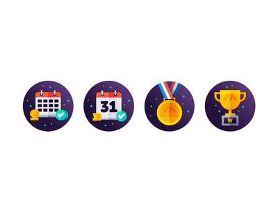 Badges Exploration 🔍