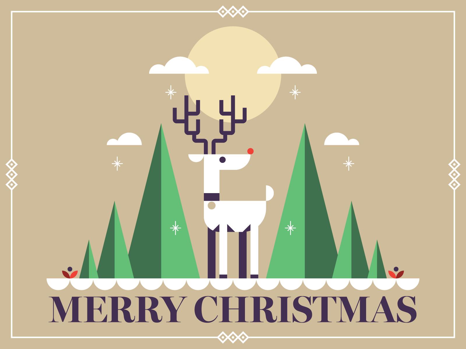 Christmas card dr