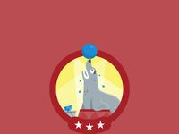 Seal badge