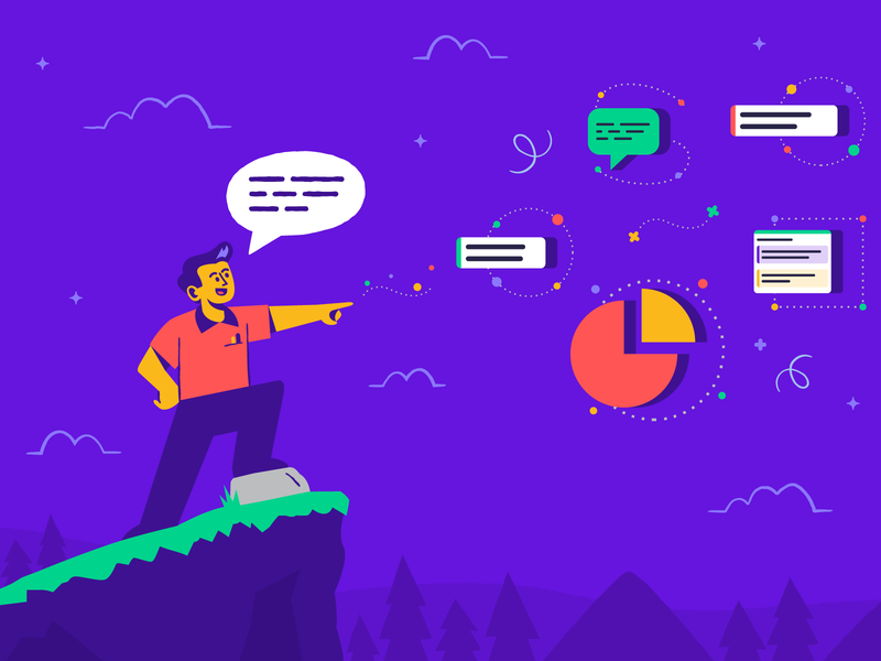 Right There Is Where We Are Going outdoors web ux ui icons character design design icon branding graphic design illustration