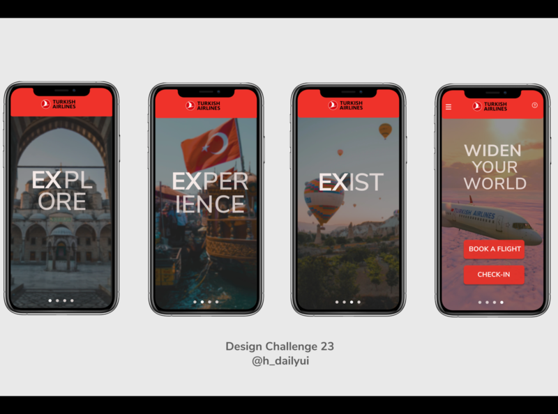 Daily UI Challenge 023