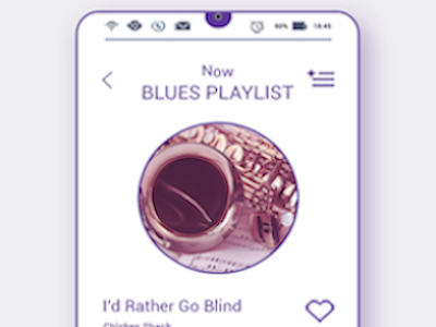 Music player DailyUI 009 music player dailyui