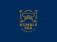 HUMBLE SEA / Brand & Screenprint