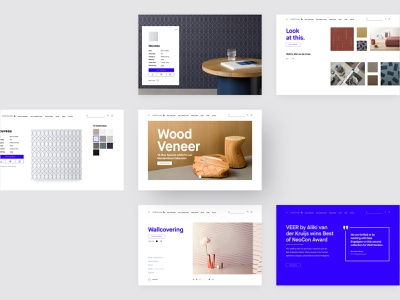 Wolf Gordon wolf wallpaper interiordesign interior design ecommerce ux ui web branding