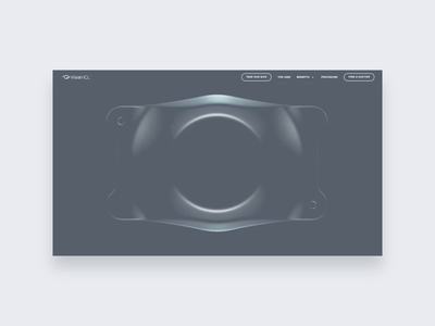 Staar Lens webdesign scroll ux ui eye