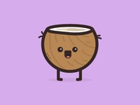 Coconut Character