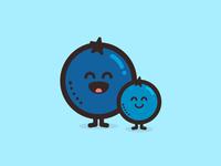Nugo Fiber Blueberry