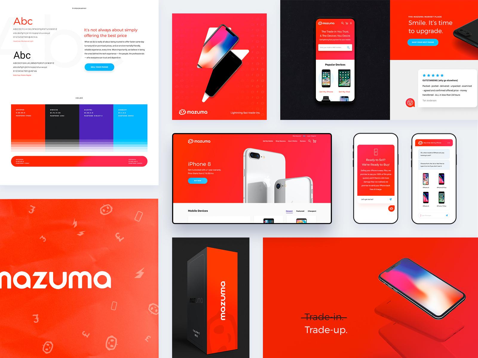 Mazuma designstudy
