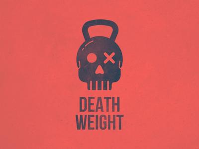 Death Weight Logo - Freestyle