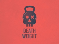 Death Weight Logo - Freestyle
