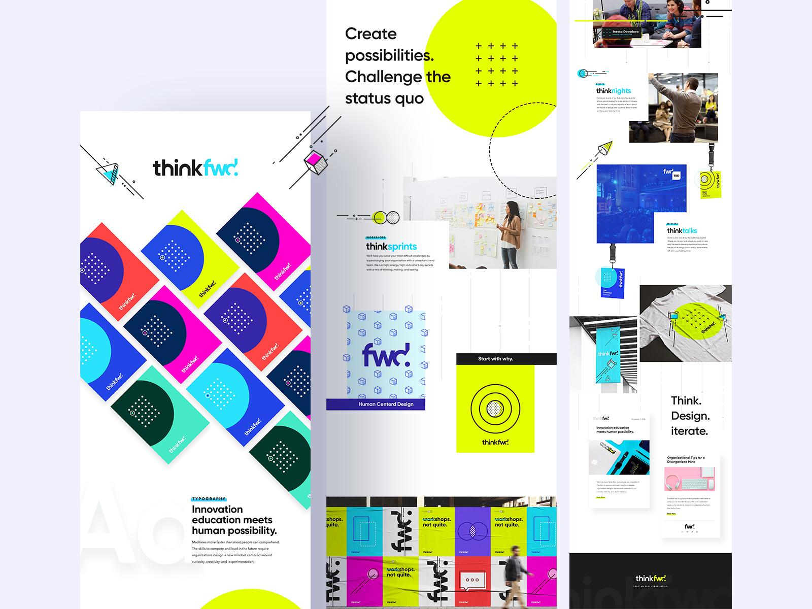 Thinkfwd design study