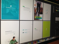 Clarion Institute Brand Boards