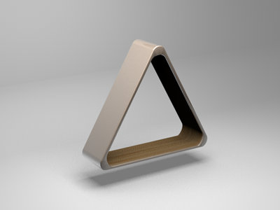 Triangle modeling traingle c4d
