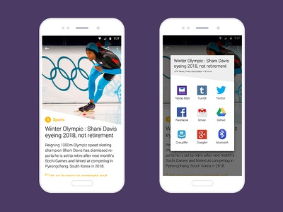 Yahoo News Digest - Android galaxy s6 share mobile app android yahoo