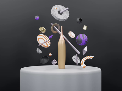 Abstract Design Animation design loopanimation loop animation design