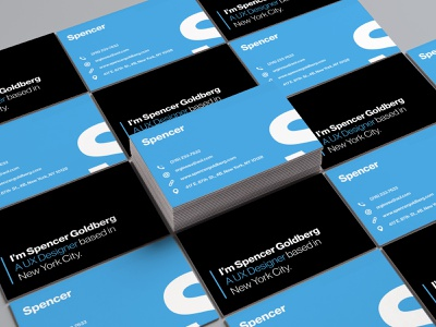 Business Card Mockup logo website branding ux ui design