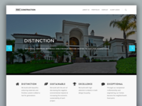 Website Design: RWC Construction