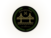 Logo Design: Republican Veterans of San Francisco