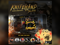 KnifeHand Marine Slots