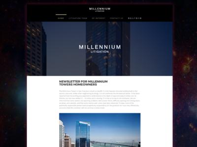 Millennium Tower Litigation