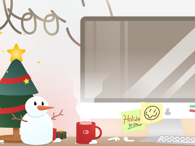 Cool Winter. winter icon flat illustration design 20scoops