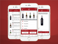 K L Wines Store App 2