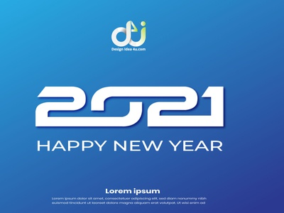 Modern Happy New Year 2021 Background happy new year 2021 backgrond new year 2021