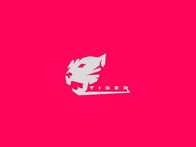 Tiger - Logo Concept tiger logo tiger illustration logos logodesign logo designer design