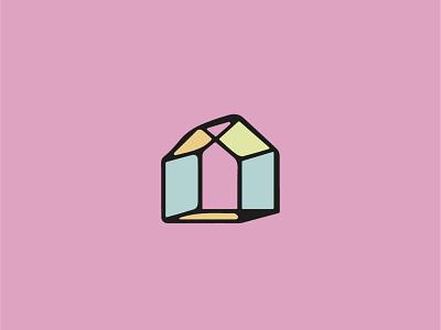 Fountain Square Carpentry - Logo 1 minimalistic minimalist minimalism logos logodesign logo designer design