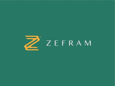 Zefram - Icon & Wordmark Logo Study. wordmarklogo wordmark iconlogo typeface type minimalistic minimalist minimalism logos logodesign logo designer design
